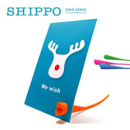 fresca(フレスカ)「SHIPPO(シッポ) CardStand(カードスタンド)」