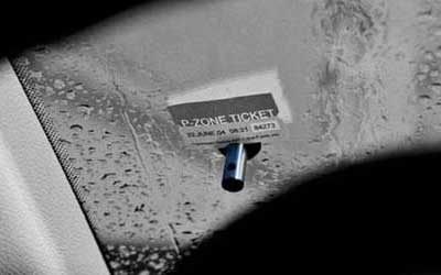 Stelton Classic Parking Ticket Holder