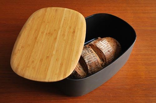 Steltonの美しいブレッドボックス RIGTIG Bread Box(リグティグ ブレッドボックス)
