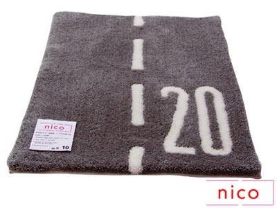 nico project(ニコプロジェクト) STREET RUG 20KM ストリートラグ20km