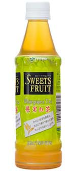Sweets Fruit White grape & Tea 果実紅茶