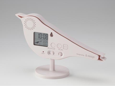 TAKUMI(タクミ)「Bird Alarm Clock(バードアラームクロック)」