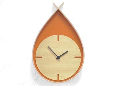 ヤマト工芸 Tears Wall Clock(ティアーズ ウォールクロック)