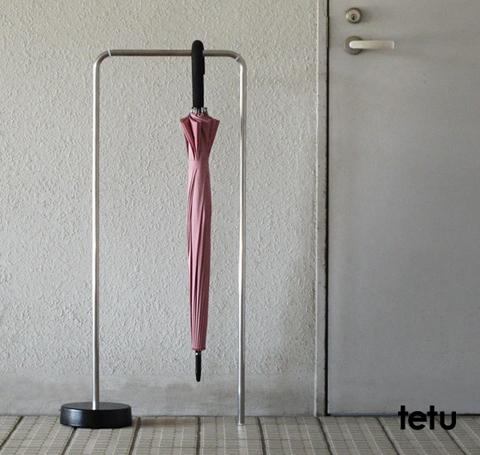小泉誠デザイン「tetu(テツ) rain rack(レインラック)」