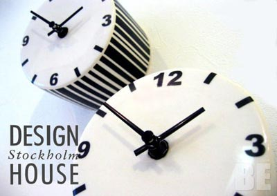 DESIGN HOUSE stockholm (デザインハウスストックホルム) TID CLOCK