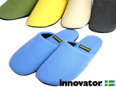 innovator(イノベーター)低反発スリッパ「tofflor(トフロール)」