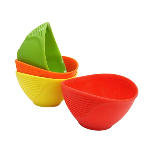 Trudeau(トゥルーデュー)Silicone Pinch Bowls(シリコンピンチボウル)