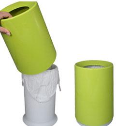 イデア trash can TUBELOR (チューブラー)
