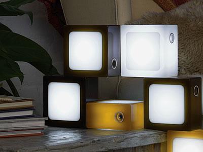 Twist Together Lamp(ツイストトゥギャザー・ランプ)