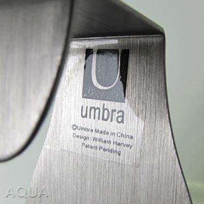 umbra(アンブラ)ピールオーバー ドアダブルフック