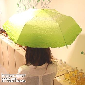 見た目サニーレタスな折り畳み傘 ベジタブレラ
