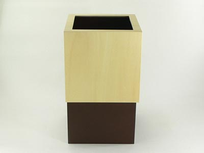 ヤマト工芸 W Cube(ダブルキューブ) ダストボックス
