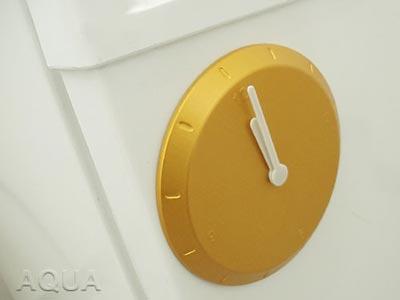 YUEN'TO(ユエント) Coaster Clock(コースタークロック)