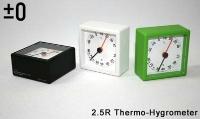 ±0 2.5R 温湿度計