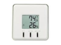 3WAY温湿度計