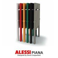 ALESSIの完璧な折りたたみチェア ALESSI PIANA