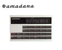 amadana カード型電卓