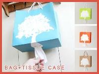 Bag+Tissue case