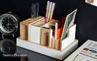Casa Mark's Desktop Organizer