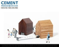CEMENT HOUSE MEASURE