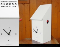 Diamantini and Domeniconi CUCKOO HOUSE CLOCK