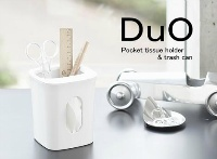 DuO Pocket tissue holder