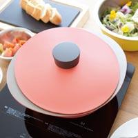 楕円フォルムが美しくて機能的なアルミ調理鍋 EAトCO Nabe