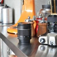 望遠レンズのキッチンタイマー Gama-Go TELEPHOTO キッチンタイマー