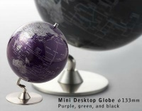 IDEA Mini Desktop Globe