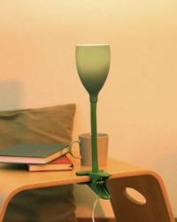 Ideaco GLASS clip lamp