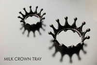 Duende Milk Crown Tray