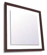 mist wall mirror