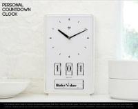 記念日を日めくりでカウントダウン MJW Personal countdown clock