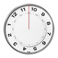 針が動かない掛時計 MoMA ダイアル クロック