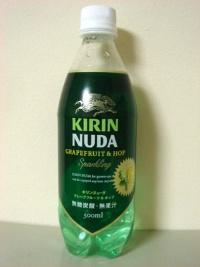 NUDA グレープフルーツ&ホップ