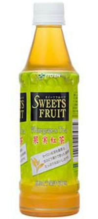 Sweets Fruit White grape and Tea