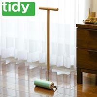子供にも一緒にお掃除してもらおう tidy Floor Roll Cleaner mini