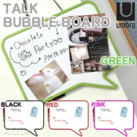 umbra TALK BUBBLE BOARD
