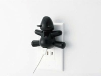 ELECTRIC USB CHARGER BEAR