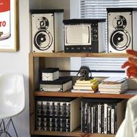 アートな収納ボックス WAKU by Molla Space Home Strage System