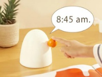 YUEN'TO Good Egg Talking Clock